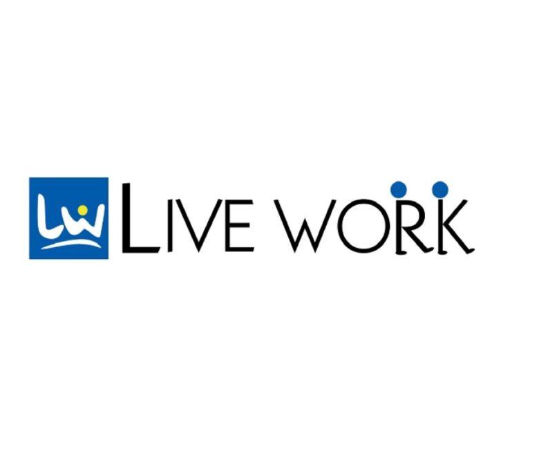 (有)ライブワーク ロゴ